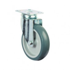 RETAIL & DISPLAY CASTORS - SWIVEL TOP PLATE